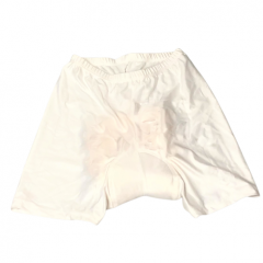 Underwear Husky Reskin Coolmax Cycling Boxershort White XL/4