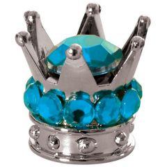 Caps OXC Valve Junior Crown Blue (Pair)