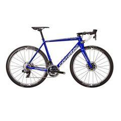 Bike Corratec CCT Evo SLR Disc Blue/White/Black 46cm
