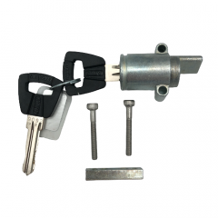 Electric Parts Lock Abus Integrated Battery Lock For Bosch P