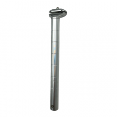 Seatpost sp-262d 30,9x350mm silver