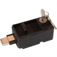 Lock Unit Coupling for Azura XLC