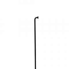 Spokes Sha-Dar Standard 272mm/14G stainl. Black ,S.B. ED BL