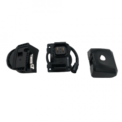 Battery Mount For Steps,For BT-E801 (Frame Type),W/O KEY Cyl