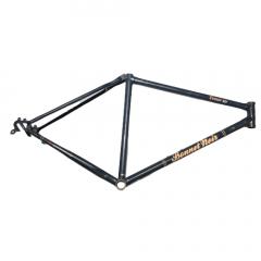 Frame Bonnet Noir Tresor 700c Road Steel Rim Black Size: M