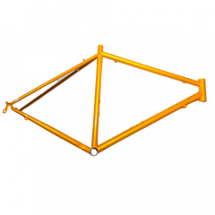 Frame Orange N Logo Steel Rim 700c Road Size: L