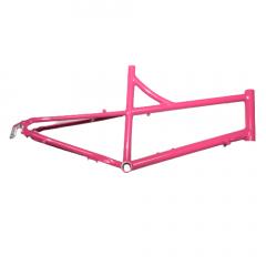"Frame Mini Velo 26"" Mixed Steel Rim Pink Size: M"