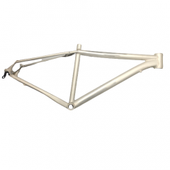 """Frame Cannondale MTB 26"""" Alloy Disc Raw Size: M"""