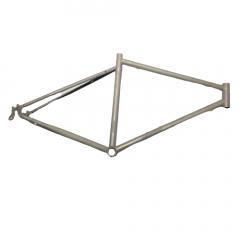 Frame Ladies Steel 700c Road Steel Rim Raw Size: M